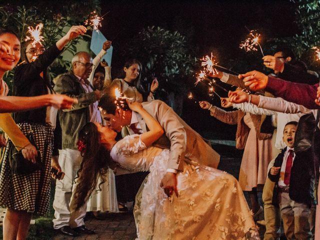 El matrimonio de John y Tati en Bogotá, Bogotá DC 1