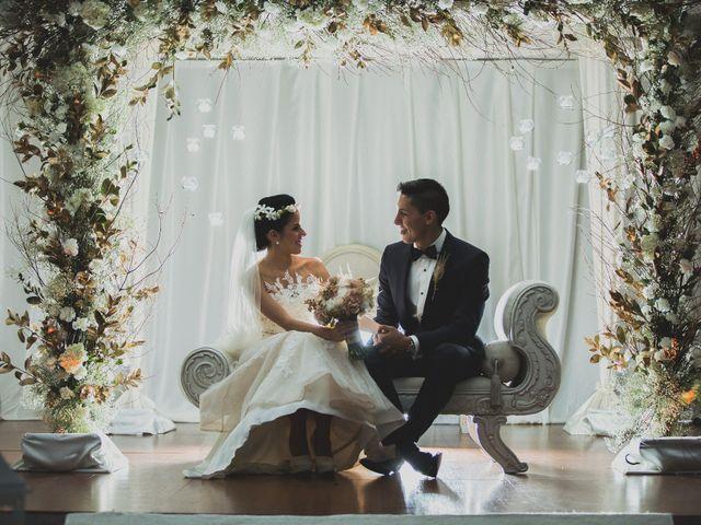 El matrimonio de Sara y Luciano