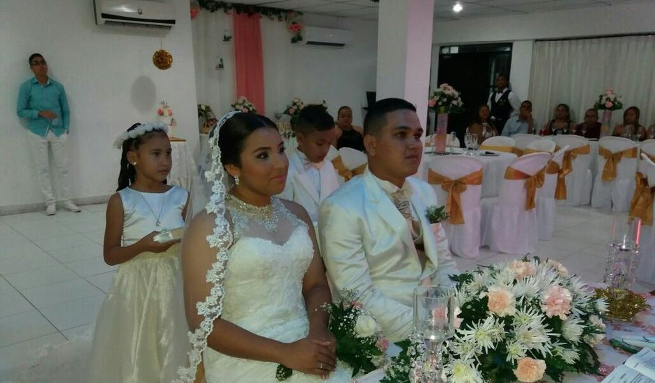 El matrimonio de Óscar y Yocelin en Barranquilla, Atlántico