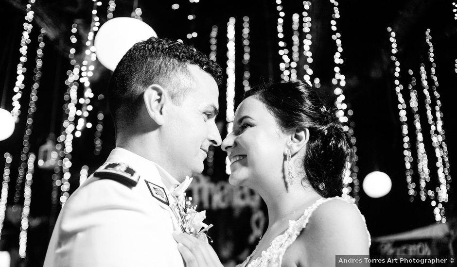 El matrimonio de Steve y Luisa en Girardot, Cundinamarca