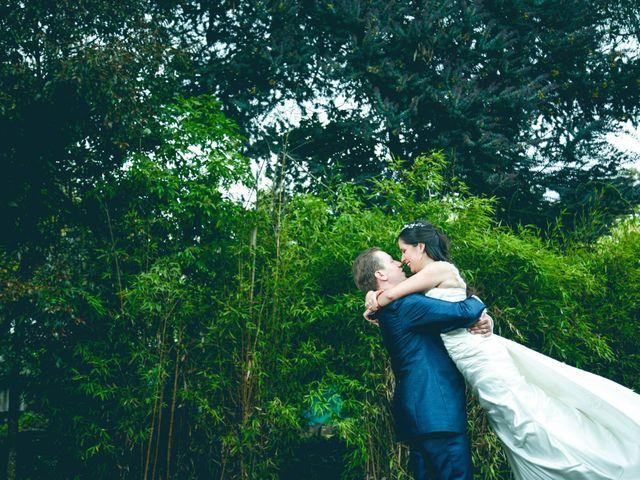 El matrimonio de Mike y Catalina en La Calera, Cundinamarca 21