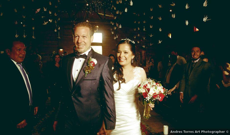 El matrimonio de Mike y Catalina en La Calera, Cundinamarca