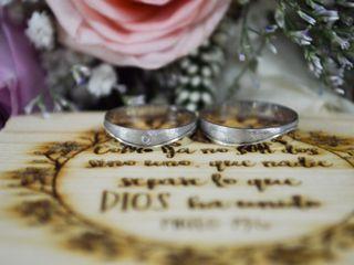 El matrimonio de Maria Camila y Bryan 1