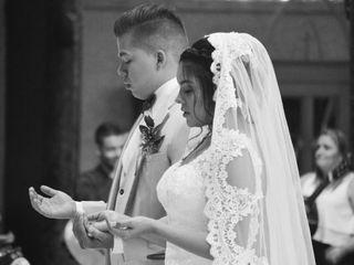 El matrimonio de Maria Camila y Bryan