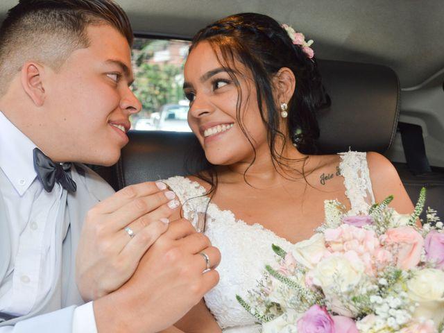 El matrimonio de Bryan y Maria Camila en Medellín, Antioquia 24