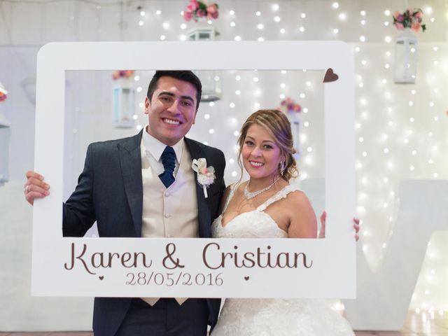 El matrimonio de Cristian y Karen en El Rosal, Cundinamarca 2