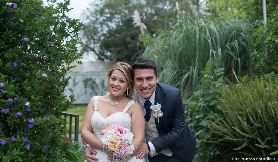 El matrimonio de Cristian y Karen en El Rosal, Cundinamarca