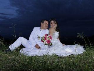 El matrimonio de Diana y Jairo
