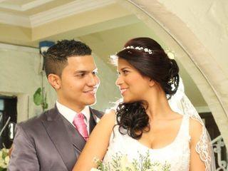 El matrimonio de  Liceth y Nicolás  2