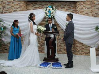 El matrimonio de  Liceth y Nicolás  3