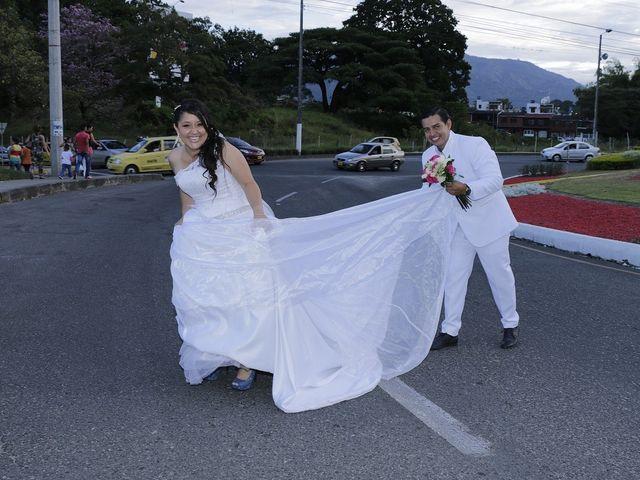 El matrimonio de Jairo y Diana en Ibagué, Tolima 14