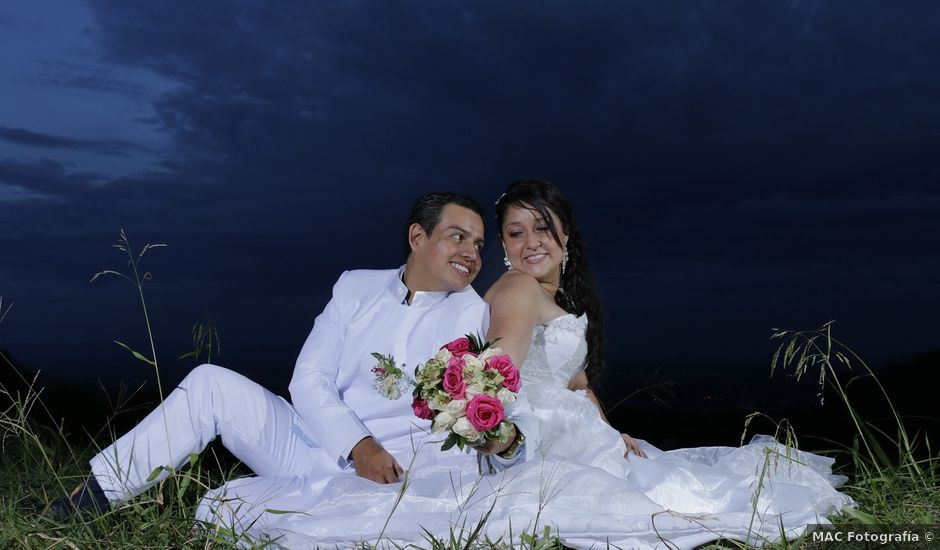El matrimonio de Jairo y Diana en Ibagué, Tolima