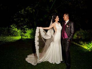 El matrimonio de Ángela y Mauricio