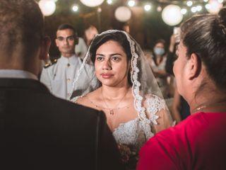 El matrimonio de Milaudy y Juio 3
