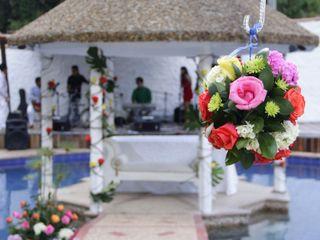 El matrimonio de Paola y Andres 2