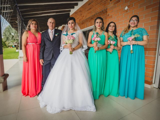 El matrimonio de Jorge y Angela en Pereira, Risaralda 9