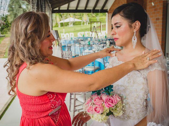 El matrimonio de Jorge y Angela en Pereira, Risaralda 10