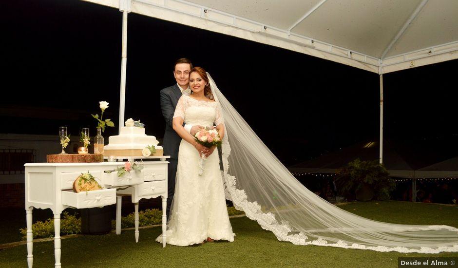 El matrimonio de Sergio y Catalina en Medellín, Antioquia