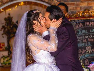 El matrimonio de Lorena   y Alex