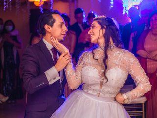El matrimonio de Lorena   y Alex  2