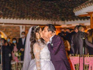 El matrimonio de Lorena   y Alex  3