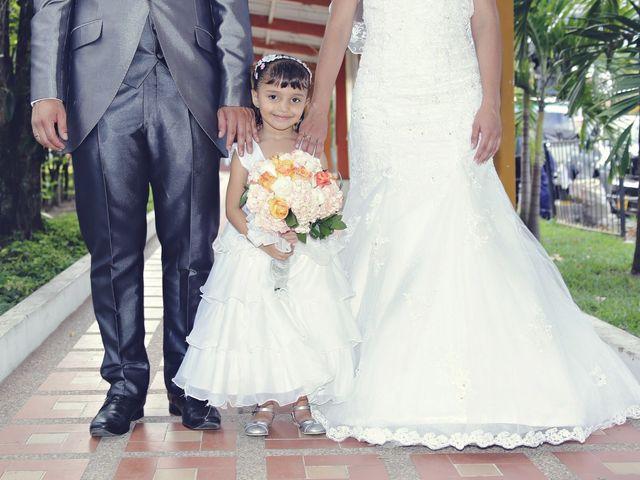 El matrimonio de Andres y Yennifer en Ibagué, Tolima 24