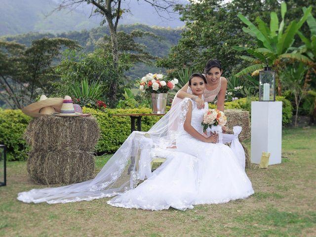 El matrimonio de Andres y Yennifer en Ibagué, Tolima 25