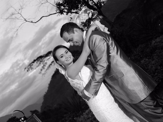 El matrimonio de Yennifer y Andres