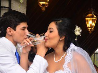 El matrimonio de Juliana y Brian