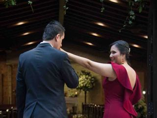 El matrimonio de Juliana y Gustavo 1