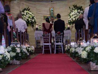 El matrimonio de Juliana y Gustavo 2