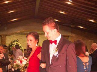 El matrimonio de Juliana y Gustavo 3