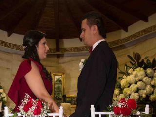 El matrimonio de Juliana y Gustavo