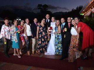 El matrimonio de Astrid y Diego 2