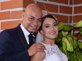 El matrimonio de Astrid y Diego 3