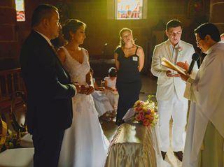 El matrimonio de Erika y Germán 3
