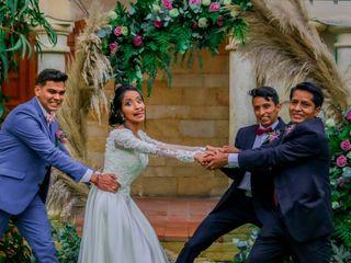 El matrimonio de Nicole  y Fausto  2