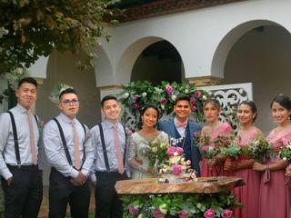 El matrimonio de Nicole  y Fausto  3