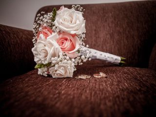 El matrimonio de Alejandra y John Jairo 1