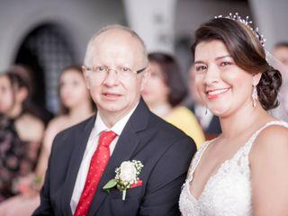 El matrimonio de Alejandra y John Jairo