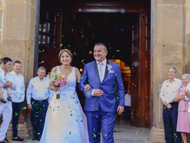 El matrimonio de Germán y Erika en San Gil, Santander 4