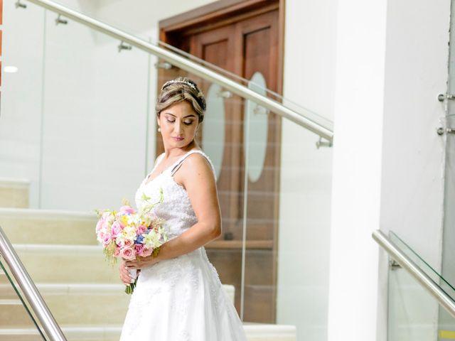 El matrimonio de Germán y Erika en San Gil, Santander 7