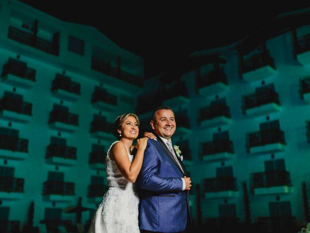 El matrimonio de Erika y Germán