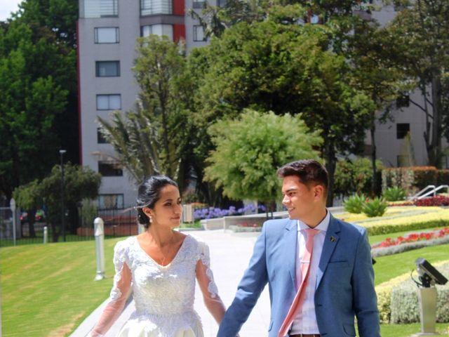 El matrimonio de Fausto  y Nicole  en Bogotá, Bogotá DC 3