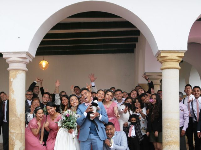 El matrimonio de Fausto  y Nicole  en Bogotá, Bogotá DC 4