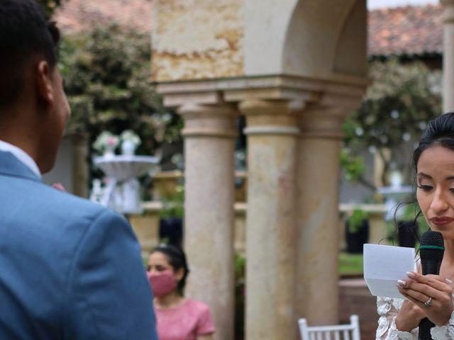 El matrimonio de Fausto  y Nicole  en Bogotá, Bogotá DC 5