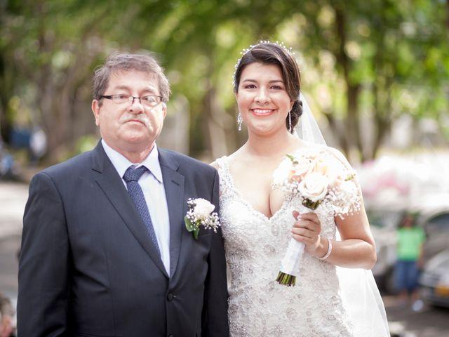 El matrimonio de John Jairo y Alejandra en Medellín, Antioquia 8