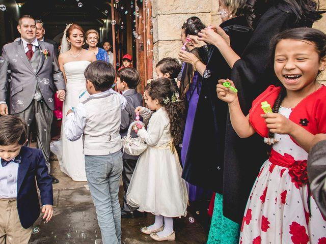 El matrimonio de Juan y Juanita en Sopó, Cundinamarca 1