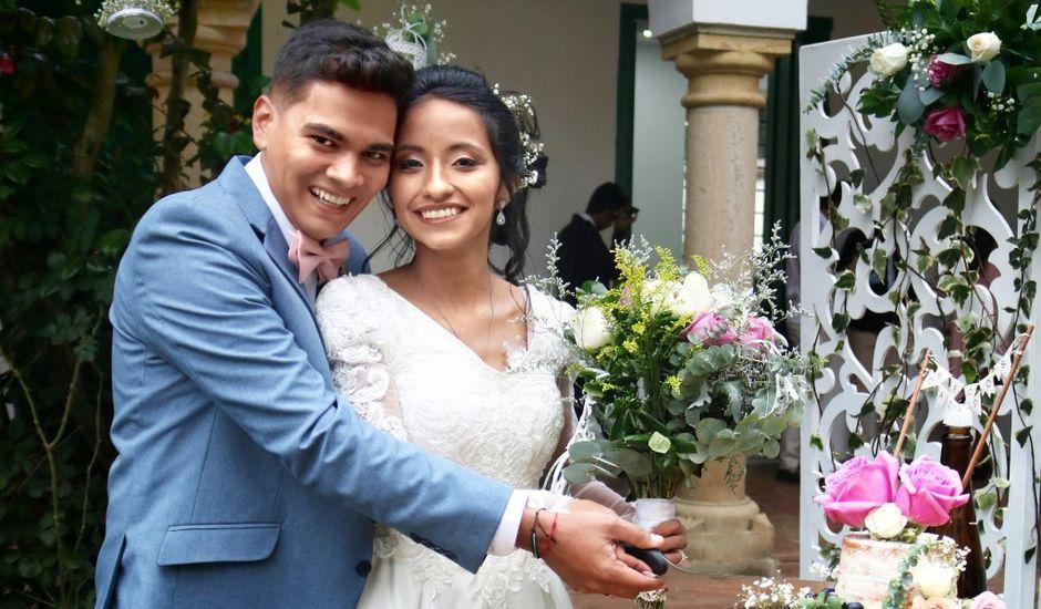 El matrimonio de Fausto  y Nicole  en Bogotá, Bogotá DC