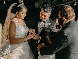 El matrimonio de Yuly  y Yolmar  1